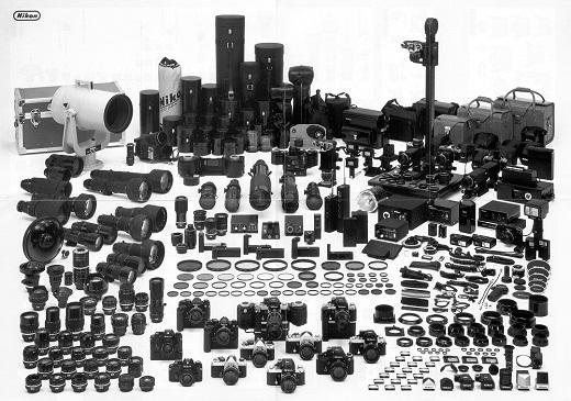 Nikon photographic system