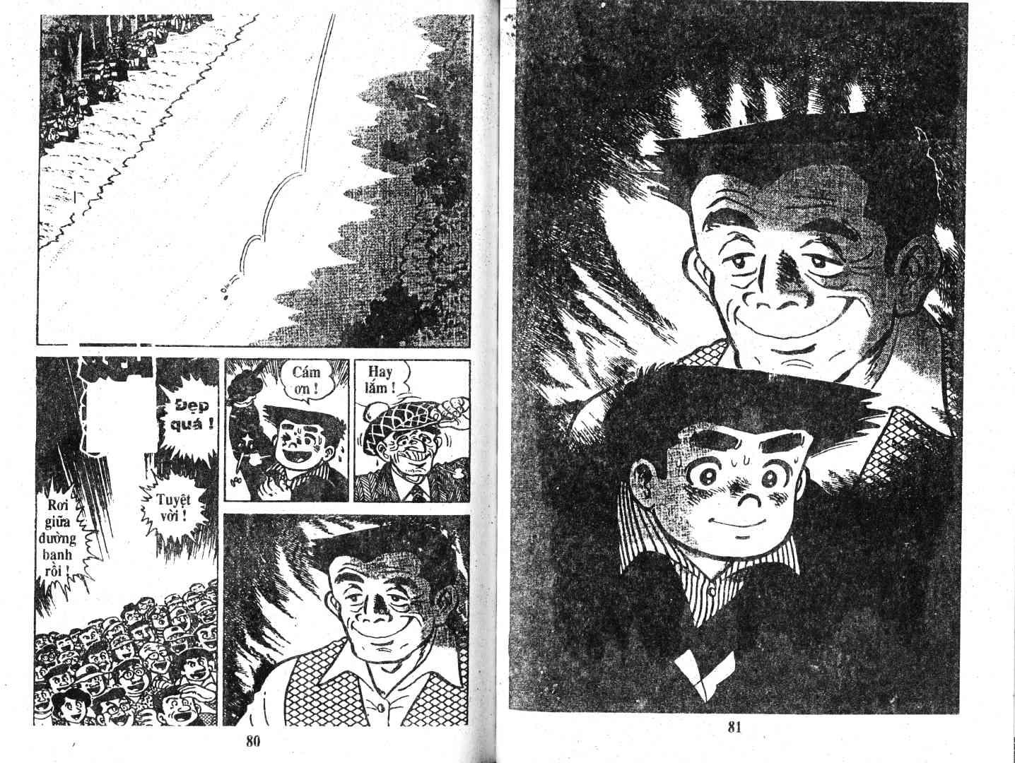 Ashita Tenki ni Naare chapter 50 trang 39