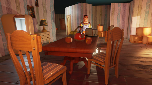Download Game PC - Hello Neighbor FitGirl Repack - GamedLay