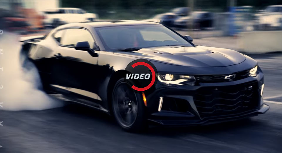1 100 hp camaro zl1 sets 9 5 sec quarter mile. Black Bedroom Furniture Sets. Home Design Ideas