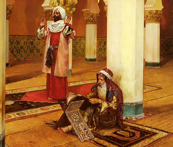 AY, din, islamiyet, Kuran, Kur-an, Bakara Suresi, Kabe,İbrahim makamı,Kabe yanında İbrahim makamı, Ömer'in Muhammed ve Kur-an'a etkileri, Ömer'in sözü sonrası ayet inmesi, Hz Ömer,