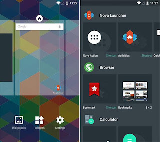 nova launcher prime full apk download