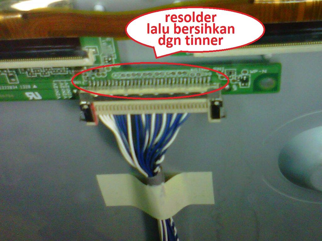 Service Tv Panggilan Sharp LED LC 32LE240M