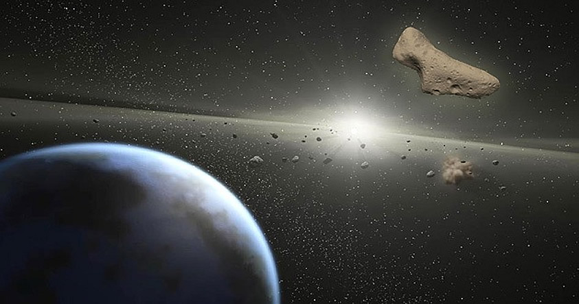 ¿Cómo destruir completamente un asteroide con una explosión nuclear? Reciente estudio tiene la respuesta
