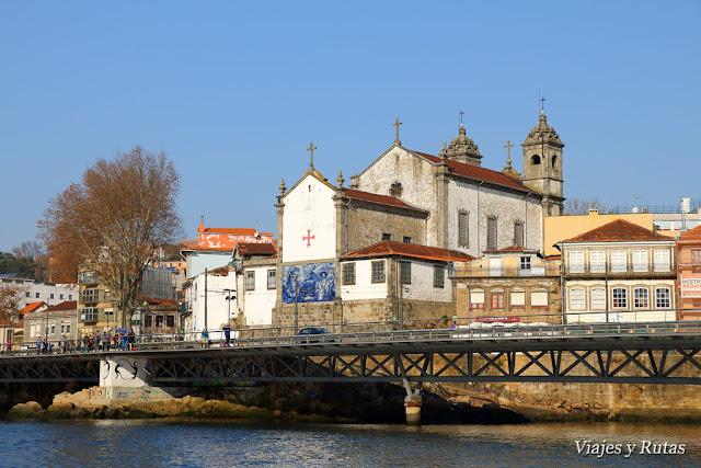 Iglesia Parroquial de Massarelos, Oporto