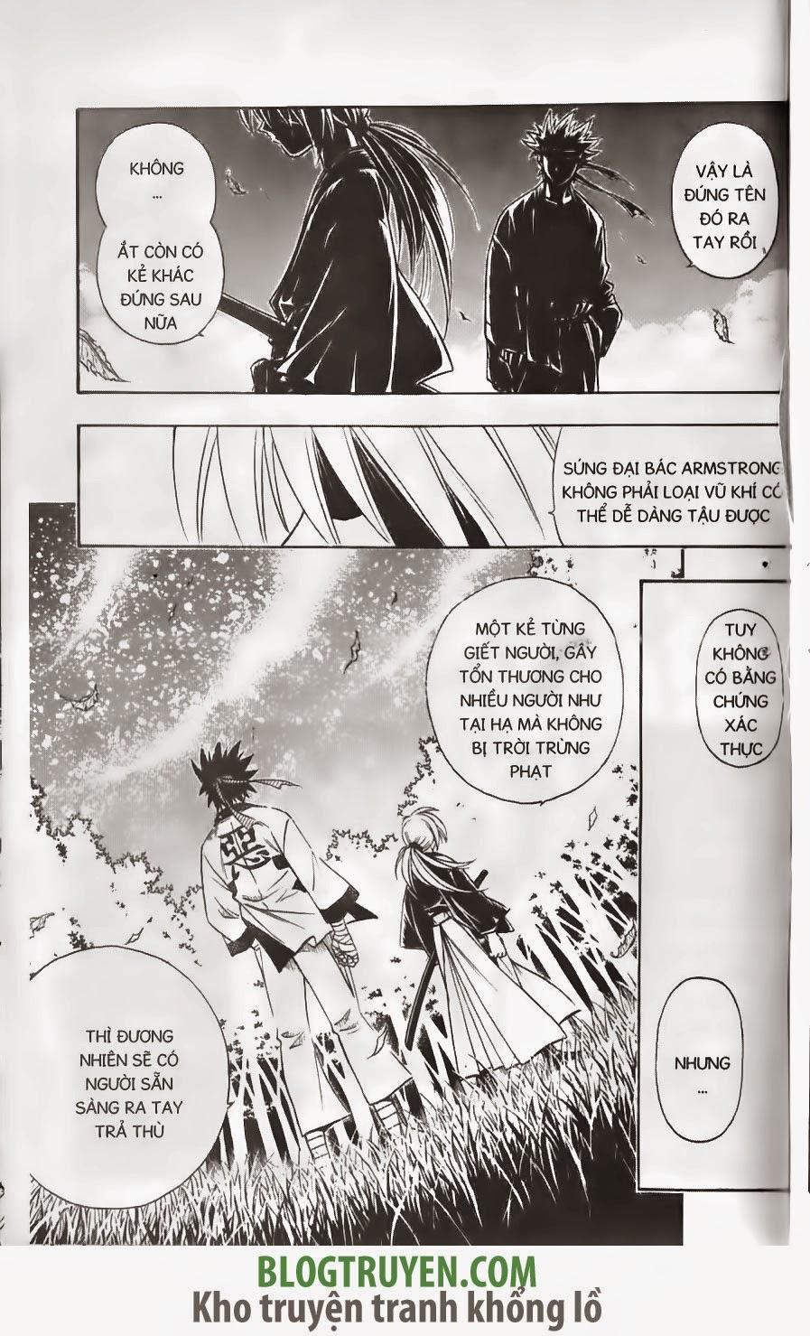 Rurouni Kenshin chap 155 trang 16