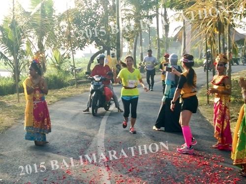2015 人生初のマラソン42.195㎞