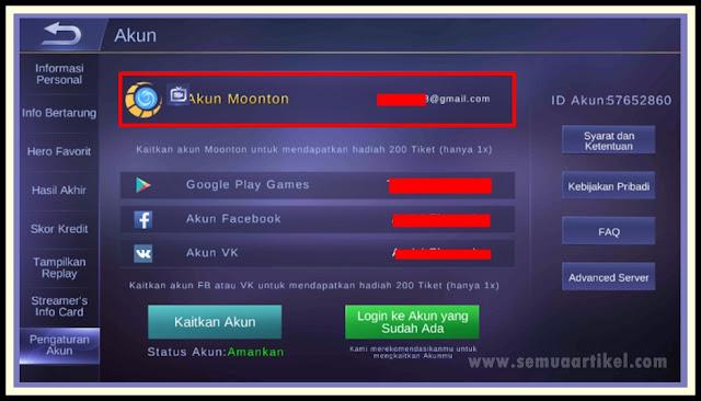 HOW TO CREAT AKUN MOONTON + BIND ACCOUNT MOONTON