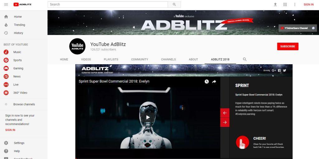 YouTube AdBlitz Ada Apa? Ini Penjelasannya