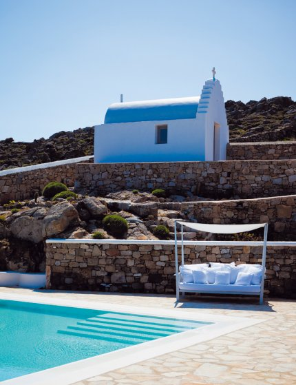 Holiday House in Mykonos, Greece