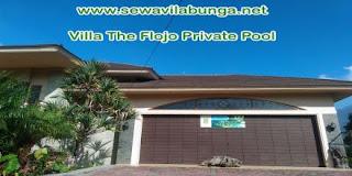 Villa The Flojo Istana Bunga
