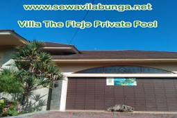 VILLA THE FLOJO ISTANA BUNGA PRIVATE POOL