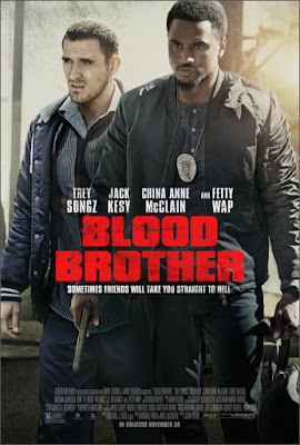 Blood Brother [2018] [DVD R1] [Latino]