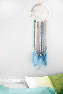 http://crafts.tutsplus.com/tutorials/make-a-modern-dreamcatcher--craft-12933