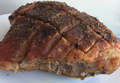 danie z mięsa wieprzowego