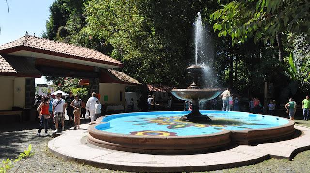 Visita Uruapan Michoacán