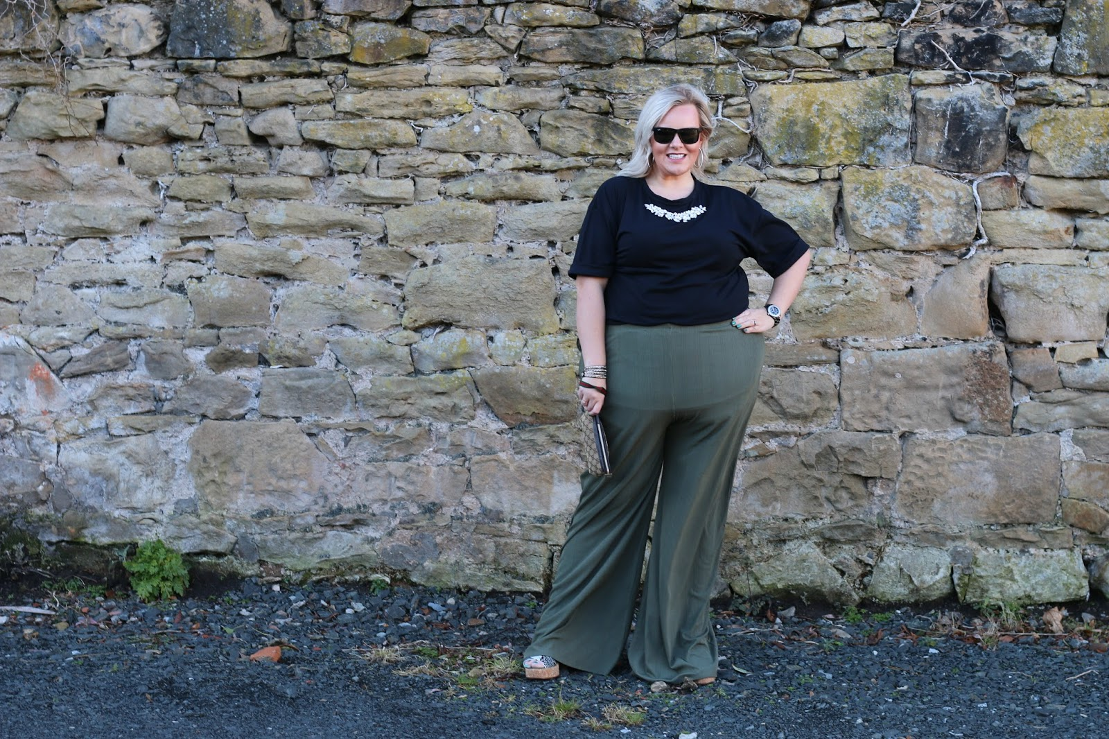 In The Style Curve Outfit on Plus Size Blogger WhatLauraLoves