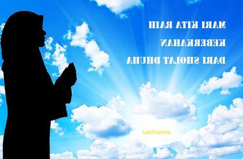 Doa Sesudah Sholat Dhuha Terlengkap Serta Keutamaan Arti Dan Terjemahannya