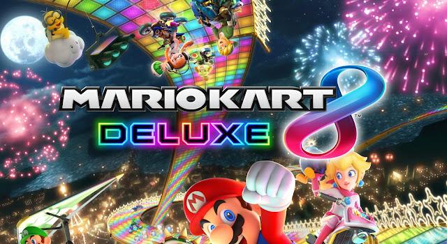 Mario Kart 8 Deluxe (Switch): tamanho do arquivo digital é revelado