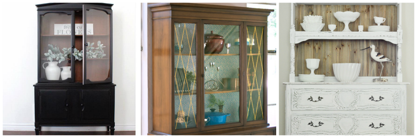 China Hutch Makeover Ideas Diy And Cabinets