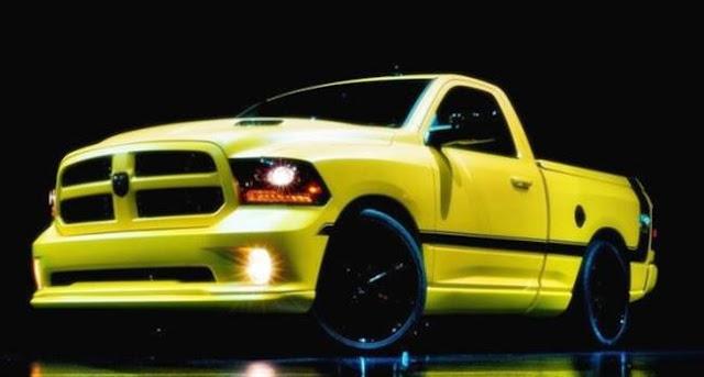 2017 Dodge Ram SRT Release Date