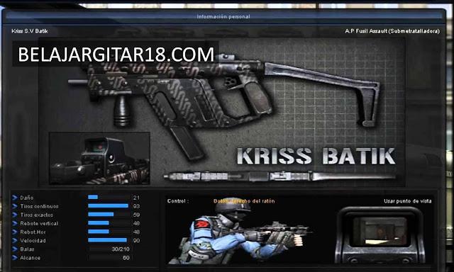 Kriss Batik