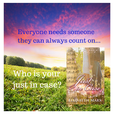 Just In Case Blog Tour