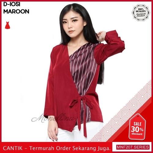 MNF207A103 Atasan D Wanita 1051 Atasan Blouse Baju 2019 BMGShop