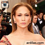 Jennifer Lopez Pamer Busana Telanjang di Met Gala - Instagram