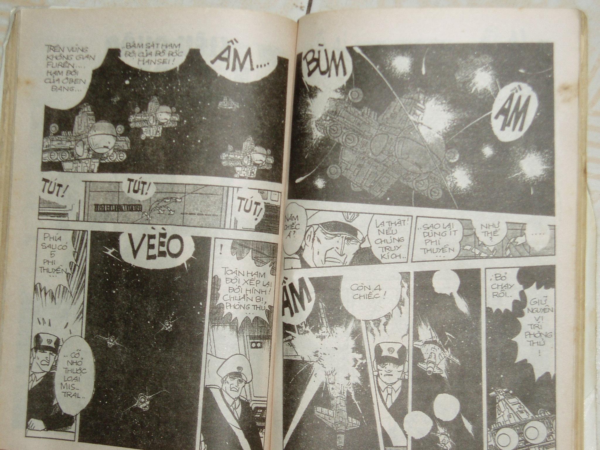 Siêu nhân Locke vol 13 trang 53