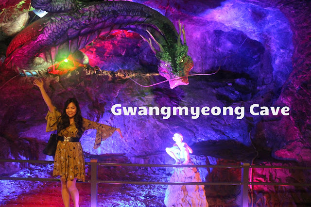 A Cool Journey to the Underworld at Gwangmyeong Cave