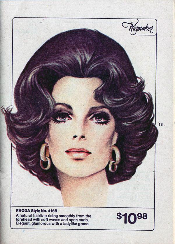 Wigs Vintage 103
