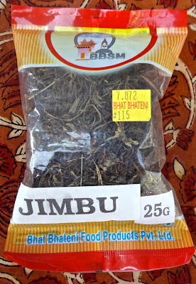 jimbu, jambu, jamboo, jhiku-cha, himlayan, herb, allium, nepal, przewalskianum, hypsistum, dal, himalaya, dried, mustang, upper mustang, thakali,