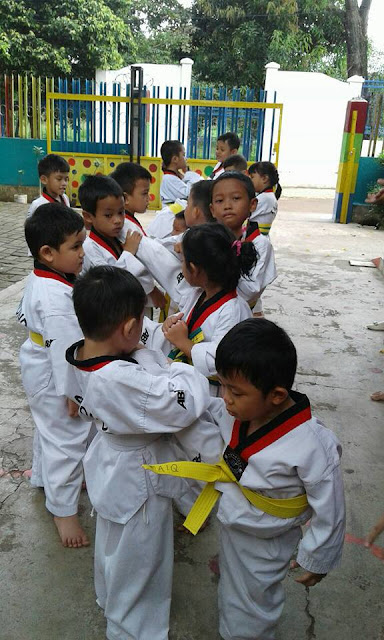 taekwondo TK