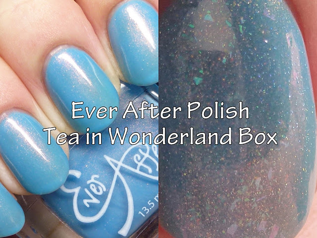 Ever After Polish Tea in Wonderland Box