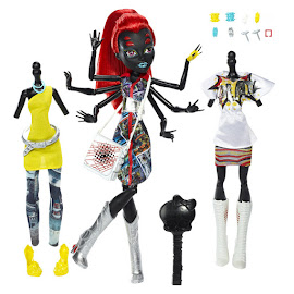 MH I Heart Fashion Wydowna Spider Doll