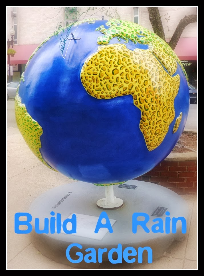 The Cool Globes en Boston: Build A Rain Garden