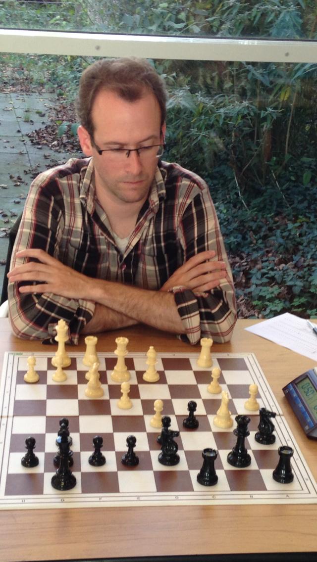 achteruit slaan schaken