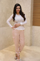 Kyra Dutt in Tight White Top Trousers at Paisa Vasool audio success meet ~  Exclusive Celebrities Galleries 002.JPG
