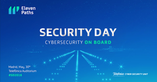 Security Day 2018- Cybersecurity On Board imagen