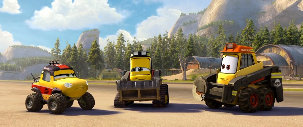 Planes Fire and Rescue (2014) S2 s Planes Fire and Rescue (2014)