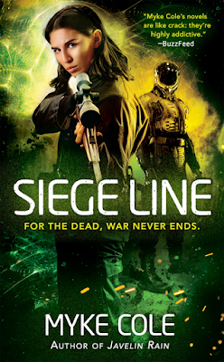 Siege Line by Myke Cole Review
