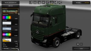 'Trust Edition' Skin for Mercedes MP4