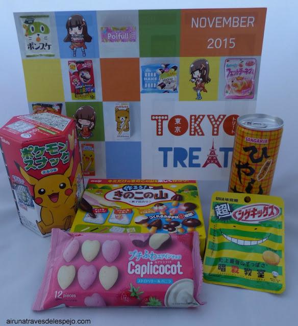 tokyo treat chucherias dulces caramelos