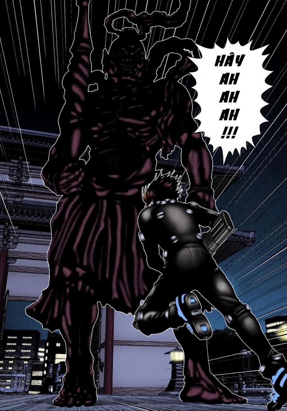 Gantz Chap 66: Chiến trường hỗn loạn trang 4