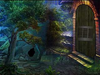Juego Dark Tunnel Town Escape Solución