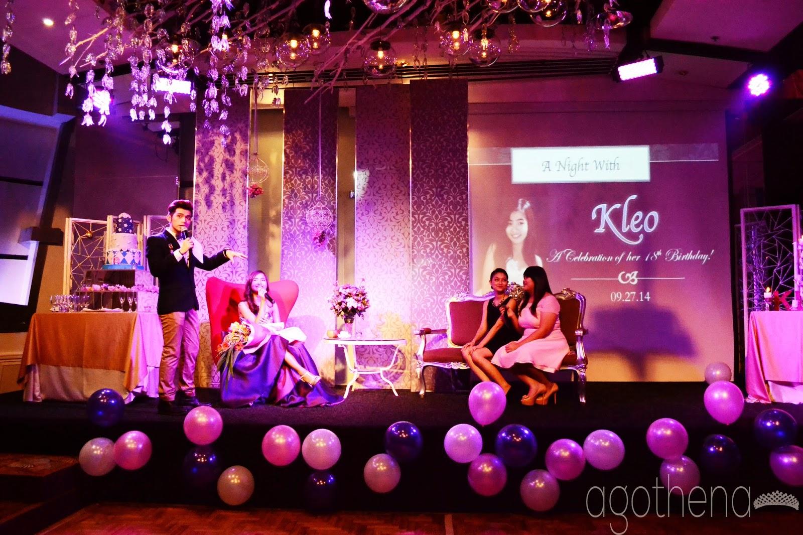 Enchanted: Kleo's 18th Birthday | The Princess Build 2 0