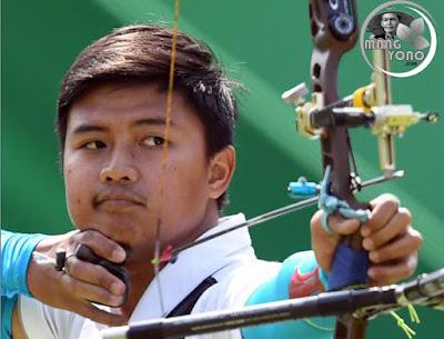 Riau Ega Agatha kalah di babak 16 RIO DE JANEIRO, Olimpiade 2016