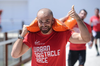 Virgin Active Urban Obstacle Race - Momenti della gara credit LaPresse