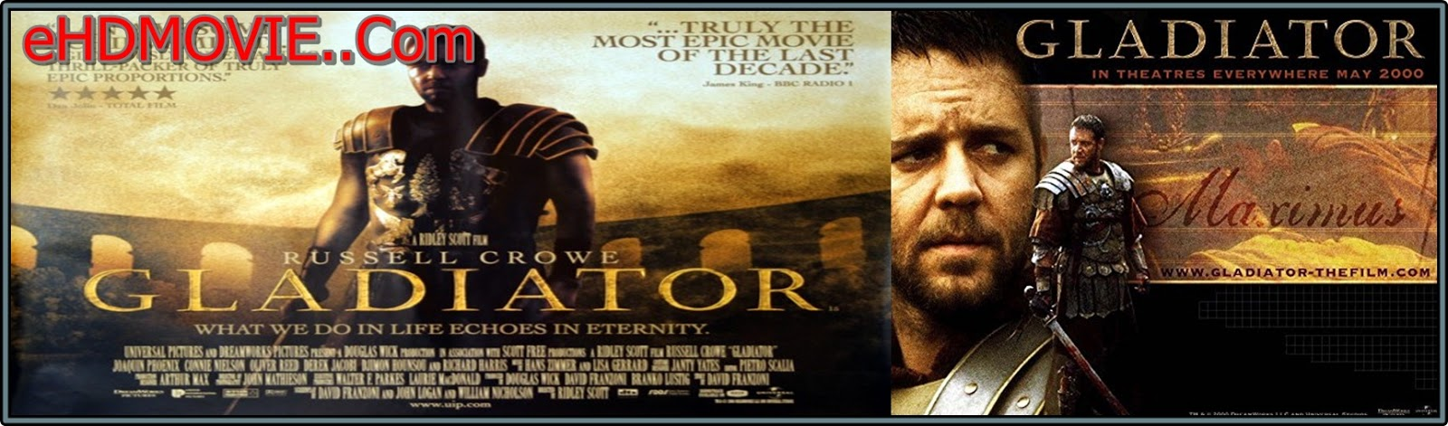 Gladiator 2000 Full Movie Dual Audio [Hindi – English] 720p - 480p ORG BRRip 550MB - 1GB ESubs Free Download